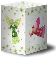 Himmlische Engel wunderbar in Szene gesetzt - Weihnachtliche Transparentleuchten aus dem Grätz Verlag