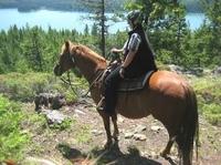 Reiterreise-Tipp auf Mit-Pferden-reisen.de: Crystal Waters Ranch, British Columbia, Kanada