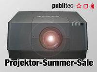 Projektor Summer Sale bei publitec