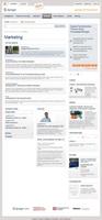 Neue Online-Plattform für Entscheider: Springer für Professionals