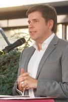 Event-Caterer Michael Balzer feiert Eröffnung seiner Frankfurter Produktionsküche
