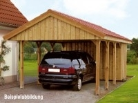 Günstige Garagen und Carports gibt es im Internet