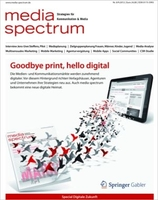 Media Spectrum wird Teil von Springer für Professionals