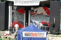 Stadtprojekt unterstützt das Lesbischwule Parkfest in Berlin