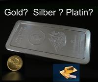 Gold, Silber oder Platin? Bei Uhren-Schmuck-Antikes häufen sich die Anfragen.
