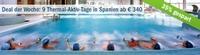 FIT Reisen: Deal der Woche führt in eine spanische Therme