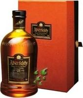 Aberfeldy  21 Jahre alt - Slngle Malt Whisky - Das Aroma ist überwältigend!
