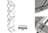 Faltbarer Prospektständer A4 EXPOZOOM als Qualitätswunder