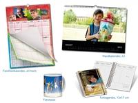 Den Schul- und Büroalltag verschönern mit Fotoprodukten von ifolor