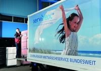 Servitex stellt bei der Housekeeping Convention 2012 aus