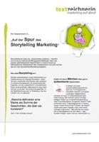 Neues Whitepaper über Storytelling Marketing verfügbar