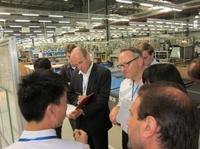 Top-Qualität aus China: Best Practice-Tour der Staufen AG gewährt Einblick in erfolgreiche Unternehmen