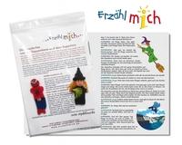 Erzählmich - Geschichten für Kinder zum Weiterschreiben