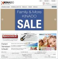 Deutschlands neuer Family Onlineshop geht online | kinado.de