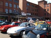 Großes Treffen der Porsche-Fans in Frankfurt!