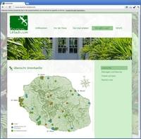 Webdesign aktuell - Relaunch der Website Reunion Urlaub