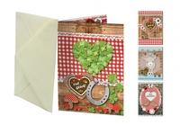 Scheene Briefkarten fürs Herzilein dahoam!