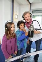 """Großer Kinderchor-Wettbewerb """"Miteinander - Füreinander"""""""