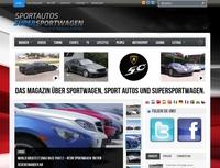 Das schnellste Online-Magazin für Sportautos und Supersportwagen im Netz