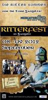 Ritterfest-Spektakel im Mercatorjahr in Gangelt