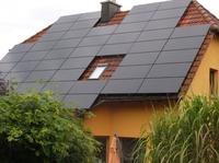Umweltfreundlich Heizen mit Wärmepumpe und Photovoltaik