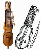 Internationale Nyckelharpa-Tage auf BURG FÜRSTENECK - Renaissance eines ungewöhnlichen Musikinstrumentes