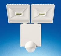 Theben LED-Strahler LUXA 102-140 LED mit integriertem Bewegungsmelder