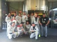 Manuel Charr und das UNCLE SAM Team sind bereit für die Sensation.