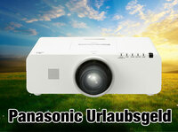 publitec & Panasonic bieten 200.- Euro Urlaubsgeld