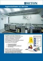 Saubere Arbeit leisten - Betriebshygiene und Sauberkeit