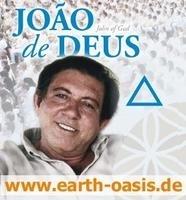 Medium Joao de Deus auf den 6. Europäischen Geistheilungstagen