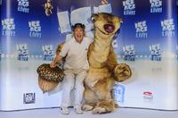 Otto Waalkes bestätigt auf Pressekonferenz: Megastar Sid erfüllt sich mit ICE AGE LIVE! einen Lebenstraum
