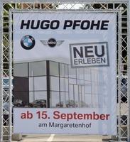 BMW und Mini neu erleben: Premiere bei Hugo Pfohe Schwerin