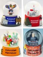 Neue Souvenir-Serie für deutsche Städte