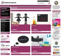 Neu im Wandtattoo-Shop: Pfiffiger Stundenplan aus Tafelfolie