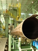 Siempelkamp Maschinen- und Anlagenbau: Neue U-Presse arbeitet hoch energieeffizient