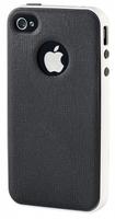 """Xcase Elegante Schutzhuelle """"Glow in the dark"""" fuer iPhone 4/4S"""