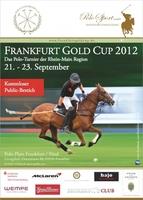 FRANKFURT GOLD CUP 2012 - Das Polo-Turnier der Rhein-Main Region