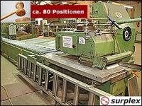 Versteigerung: Schließung eines Holzleisten-Herstellers