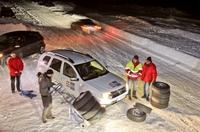 GTÜ-Winterreifentest: Sieben Reifen der Größe 215/65 R 16 für kompakte SUV im Vergleich
