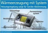 Wärmeerzeugung mit System