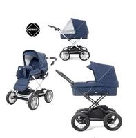 Von königlich bis robust - BRIO stellt seine Kinderwagen-Neuheiten zur Kind + Jugend 2012 vor
