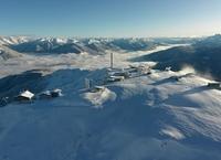 Wintererlebnisse abseits der Skipisten  Langlaufen, Rodeln, Eislaufen und Schneeschuhwandern in der Ferienregion Kronplatz