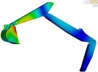 Komatsu Hanomag baut Simulation aus