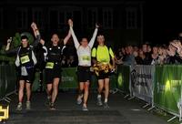 Never give up - Dani Weber und Team erlaufen 3. Platz beim Oxfam-Spendenlauf