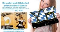 Das erste ipad Oktoberfest Cover der Welt in München vorgestellt.