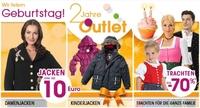 Limango Outlet feiert zweiten Geburtstag
