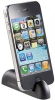 Callstel Kompakter Doppel-Staender fuer Smartphone & Tablet, magnetisch