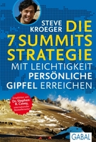 GABAL-Autor Steve Kroeger (Die 7 SUMMITS Strategie) erhält den GSA-Newcomer Award 2012
