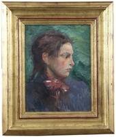Gemälde des Dresdner Malers Robert Sterl in Bielefeld entdeckt.